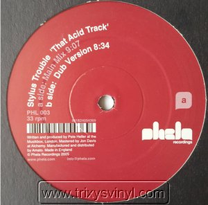 Click to view Stylus Trouble - That Acid Track