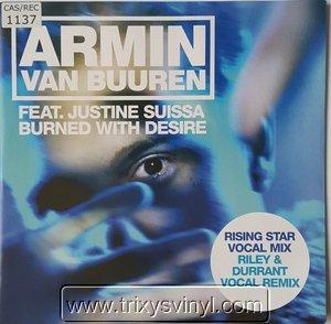 show me armin van buuren feat. justine suissa
