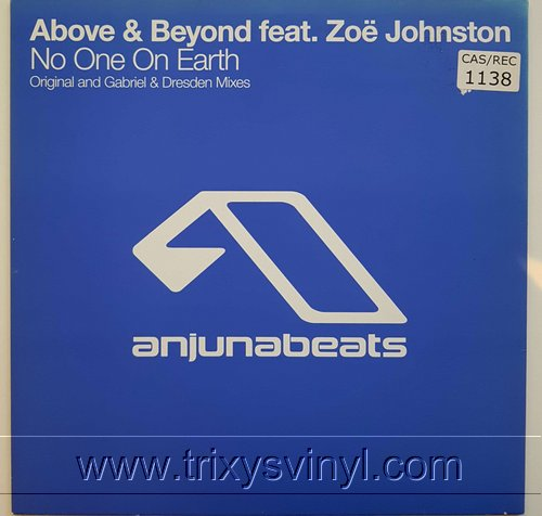 show me Above & Beyond Feat. Zoe John
