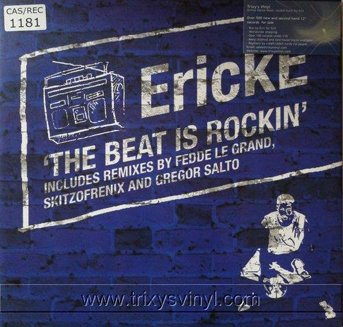 Ericke - The Beat Is Rockin