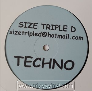 Click to view Size Triple D - Techno