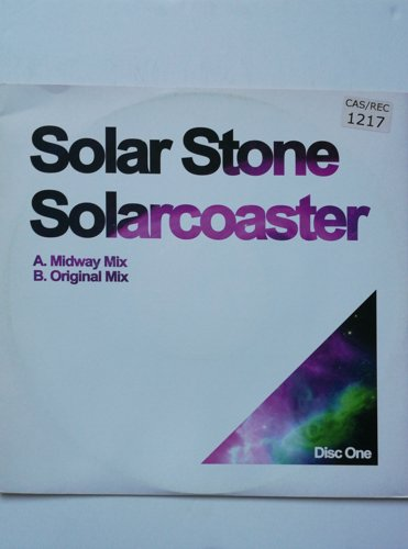Click to view Solar Stone - Solarcoaster Disc One
