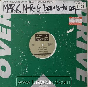 Click to view Mark N-r-g - Brain Is The Weapon