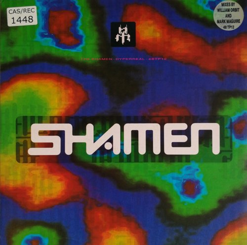 Click to view The Shamen - Hyperreal