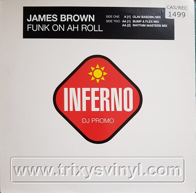 Click to view james brown - funk on ah roll