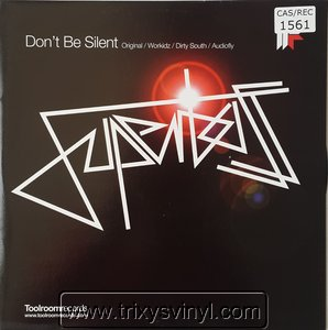 Click to view Superbass Featuring Dominique Woolf - Dont Be Silent