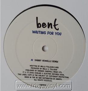 bent - waiting for you