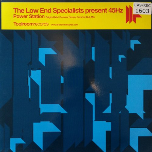 Click to view the low end specialists present 45hz - power station