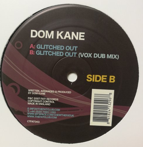 dom kane - glitched out