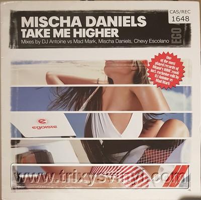 mischa daniels - take me higher