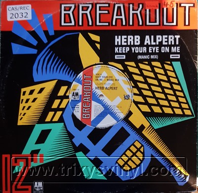 Click to view herb alpert - Keep Your Eye On Me