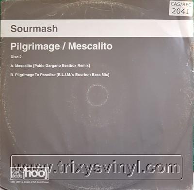 Click to view SOURMASH - pilgramage / mescalito disc 2