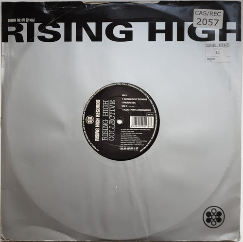 Click to view rising high collective - liquid thoughts ep