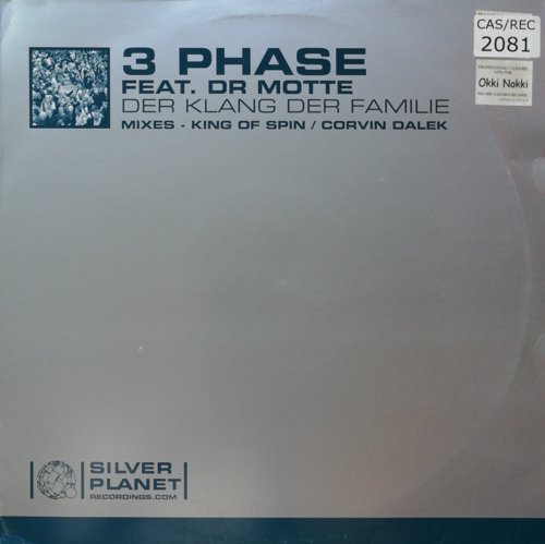 Click to view 3 Phase Feat. Dr Motte - Der Klang Der Familie