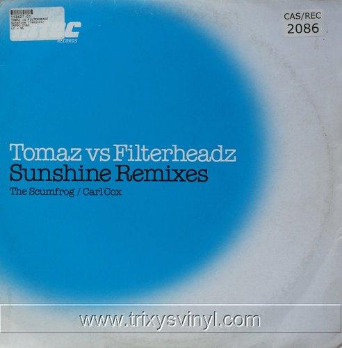 Click to view Tomaz vs Filterheadz - Sunshine Remixes
