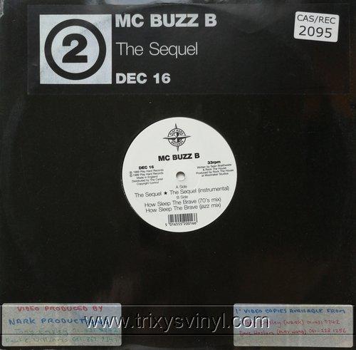 MC Buzz B - The Sequel