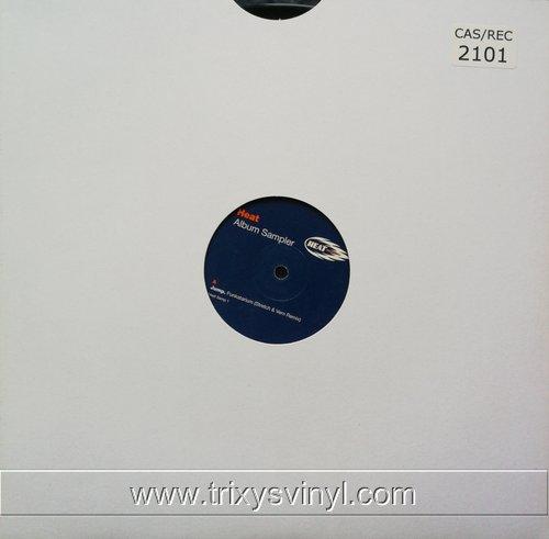 Click to view Various - Heat Album Sampler