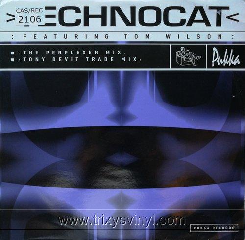 Click to view Technocat Featuring Tom Wilson - Technocat
