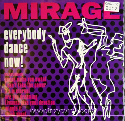 Click to view mirage - everybody dance now!
