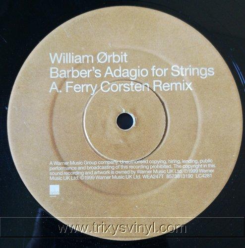 Click to view William Orbit - Barbers Adagio For Strings