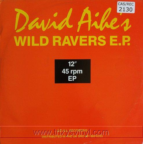 Click to view david aihe - wild ravers ep