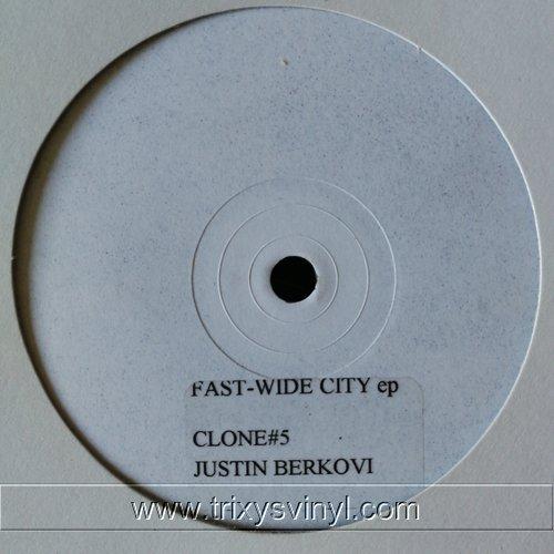 Click to view justin berkovi - fast wide city ep
