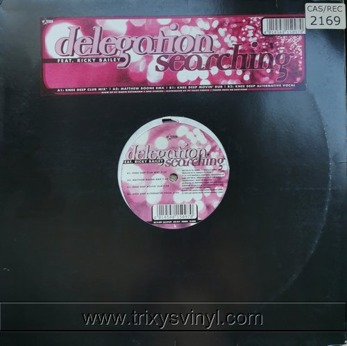 delegation feat ricky bailey - searching