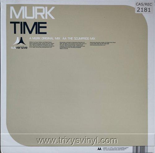 murk - time