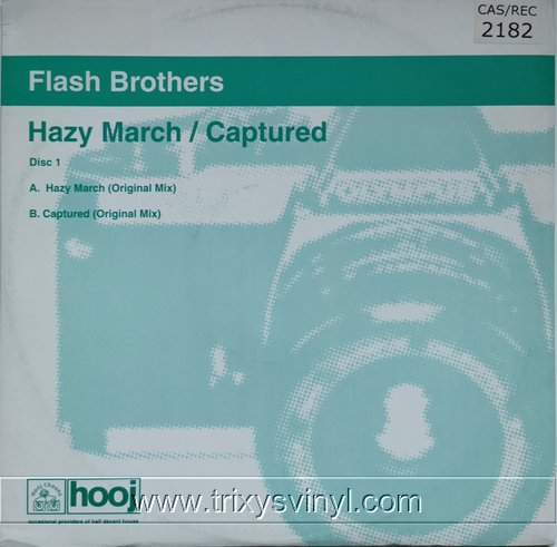 Click to view Flash Brothers - Hazy March / Captured