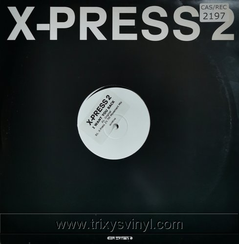 Click to view xpress 2 - i want you back