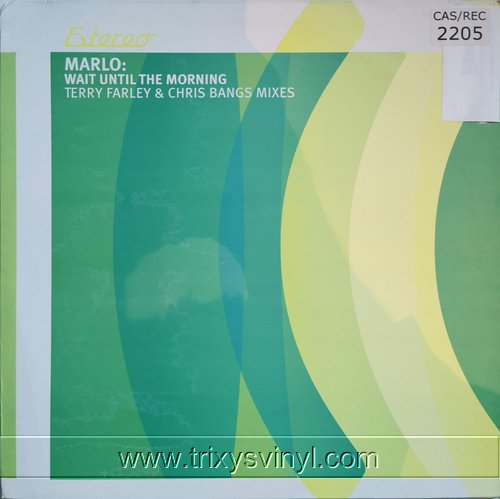 Click to view marlo - Wait Until The Morning (Terry Farley & Chris Bangs Mixes)