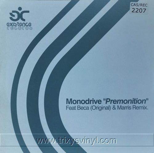 monodrive - premonition