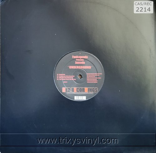 Click to view Funkagenda Presents Jamodu - Underground