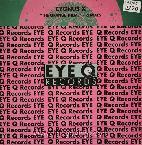Click to view Cygnus X - The orange theme remixes