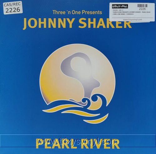 Click to view Three n one presents Johnny Shaker - Pearl River