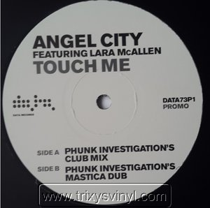 show me Angel City Featuring Lara Mcallen