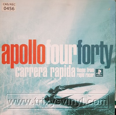 show me Apollo Four Fourty