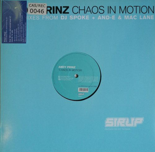 Click to view Andy Prinz - Chaos In Motion