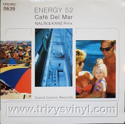 Click to view Energy 52 - Cafe Del Mar (remixes)