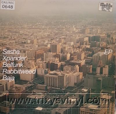 Click to view Sasha - Xpander / Belfunk / Rabbitweed / Baja