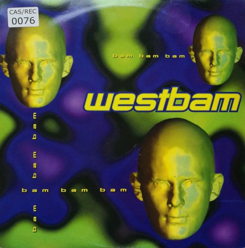 Click to view Westbam - Bam Bam Bam